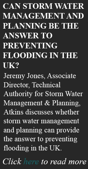 Storm water management Atkins
