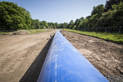 Heronbridge pipeline