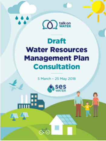 SES WATER WRMP CONSULTATION