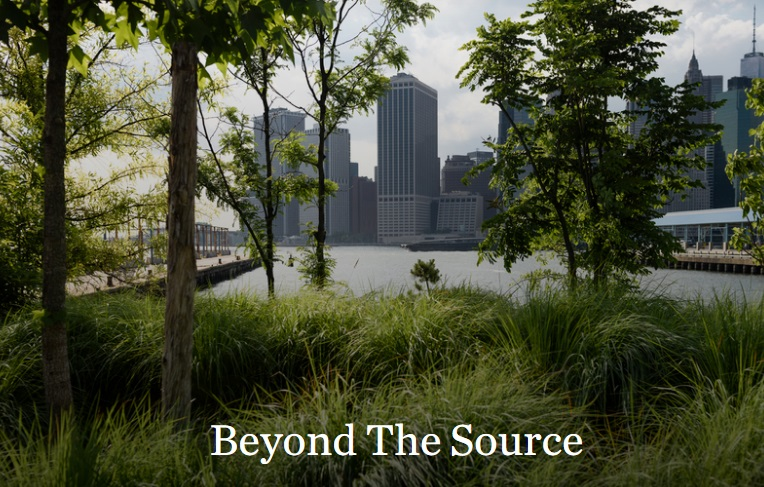 beyond the source